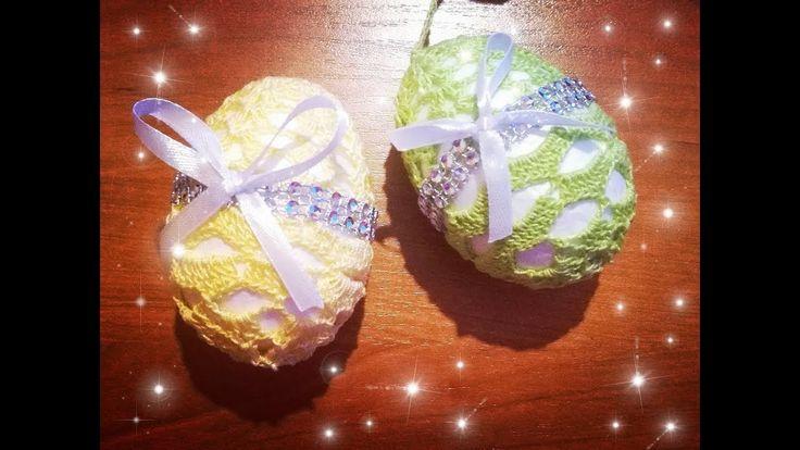 Pisanka na szydełku nr 3 2018- Crochet easter egg