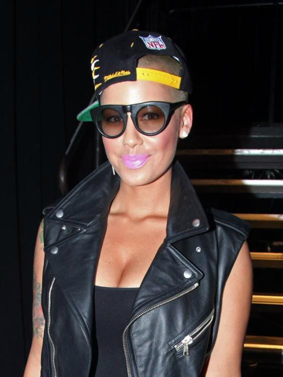 88 best Amber Rose images on Pinterest | Amber rose style ...