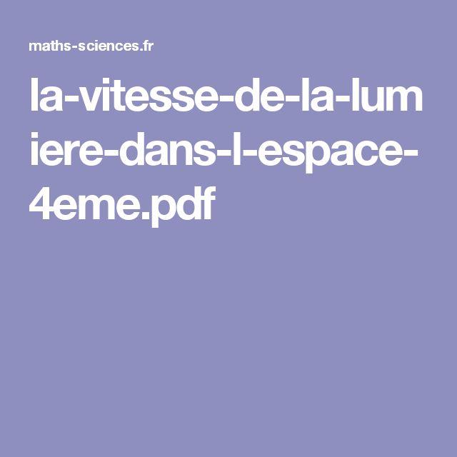 la-vitesse-de-la-lumiere-dans-l-espace-4eme.pdf