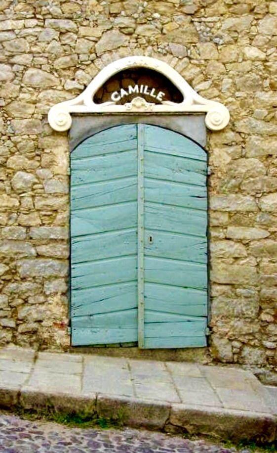 Corsica, France door
