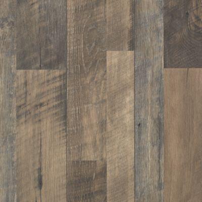 Cottage Villa Laminate, Canyon Echo Oak Laminate Flooring | Mohawk Flooring (looks like reclaimed wood!)