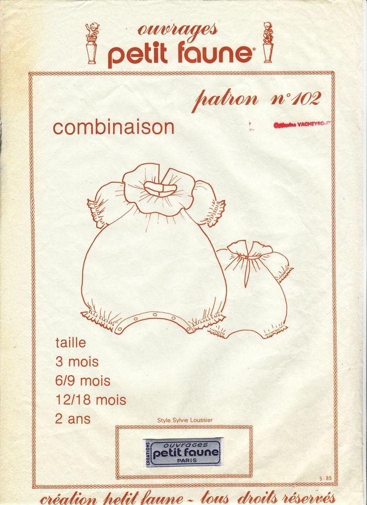 102 - combinaison (3moisà2ans)