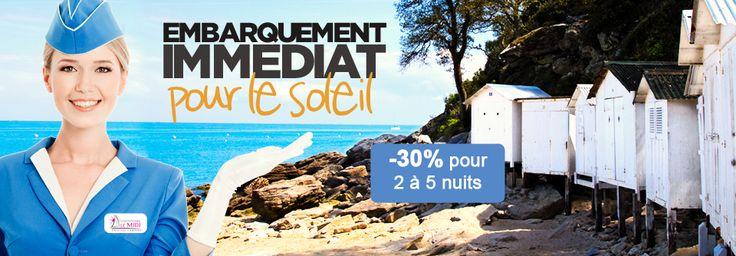 Camping Noirmoutier : vos vacances en Vendée au Domaine le Midi