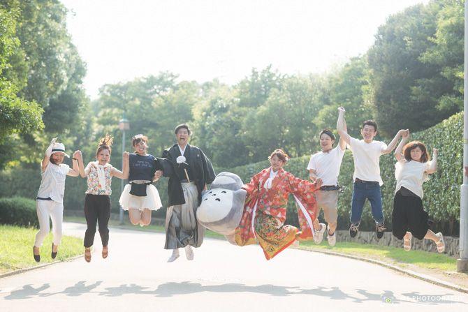 【大阪 和装 前撮り】結婚式の前撮り撮影 | 結婚式の写真撮影 ウェディングカメラマン MS Photography (ブライダルフォト)