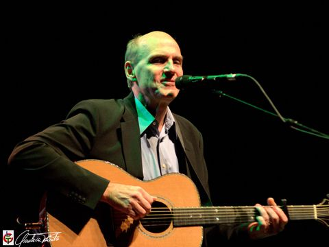 19 Marzo 2012 - Teatro Colosseo - Torino - James Taylor in concert