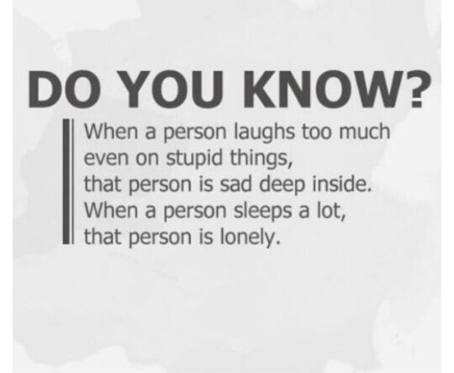 Well, that's it.. Im sad and lonely.. Haha not to lonely though, I don't like to sleep alot!