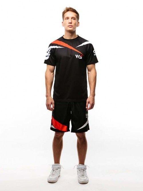 W5-1056 - Технологичная футболка для занятий спортом и активного отдыха, изготовленная из материала COOLPASS. Одежда, использующая COOLPASS-технологию, высыхает намного быстрее, чем любая другая спортивная одежда и идеально подходит для самых экстремальных тренировок. Купить можно по ссылке: http://w5store.ru/product/futbolka-t-shirt-coolpass-2/  ****** W5-1056 - Cutting-edge T-shirt for sports and outdoor activities made from COOLPASS material. Clothes using COOLPASS-technology dries much…