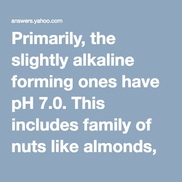 Primarily, the slightly alkaline forming ones have pH 7.0. This includes family of nuts like almonds, water chestnuts and chestnuts. There are also protein sources like tofu or soy beans and cheese, milk of the goat that is raw. Vegetables and fruits like cucumbers, tomatoes, eggplants, onions, sprouted grains, coconut, pickles as well as cherries are included in the long list. In choosing fruits, make sure that it has low sugar content.   Secondarily, the moderate alkaline foods have pH…