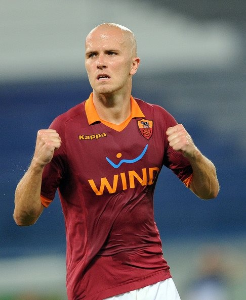 Michael Bradley - AS Roma. For my money the best USMNT player