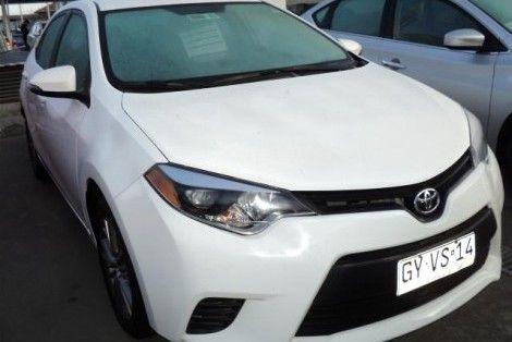 Comprar auto usado y seminuevo TOYOTA NEW COROLLA GL CVT en Santiago y Concepción, Chile