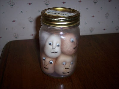 I am going to make these.  Their cute!
