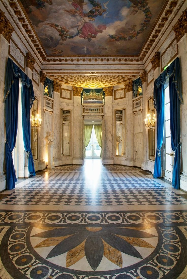 69 best historic interiors images on pinterest | french interiors