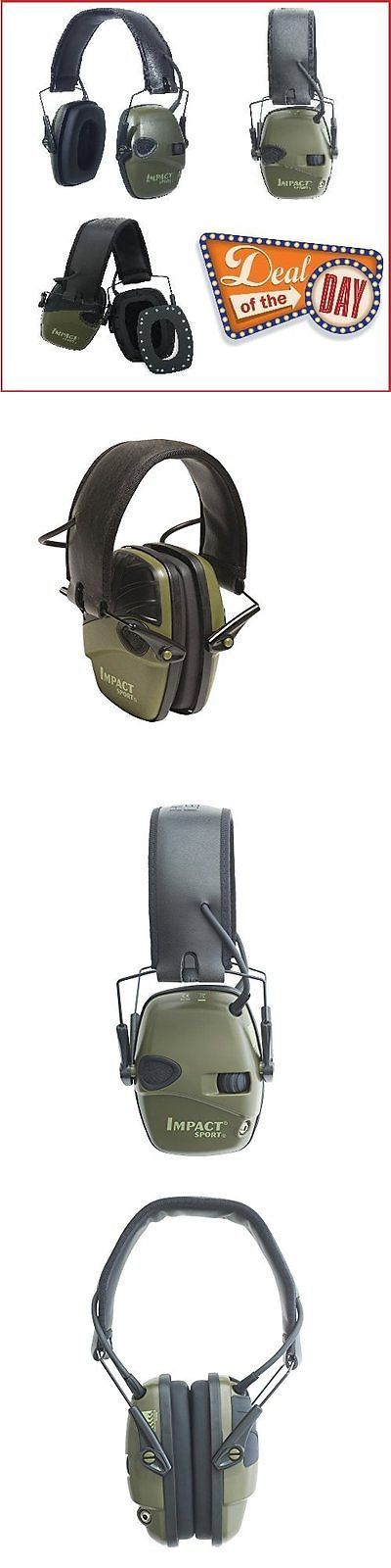Hearing Protection 73942: Electronic Ear Muffs Shooting Protection Noise Cancelling Hearing Mp3 Headphones -> BUY IT NOW ONLY: $215.76 on eBay!