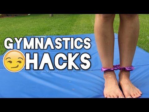7 Amazing Gymnastics Life Hacks - YouTube Cheernastics2