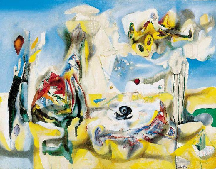 Morfología Psicológica (Psychological Morphology)  serie de cuadros pintados entre 1938 y 1939. En estso cuadros el artista representa distintos estados emocionales. Este cuadro se encuentra en el Museo Reina Sofía de Madrid, España.