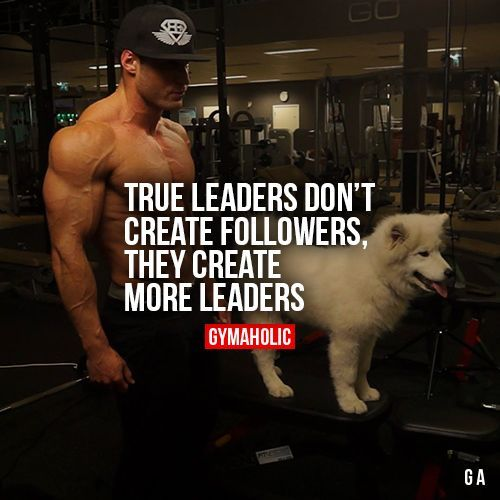 True Leaders Don't Create Followers