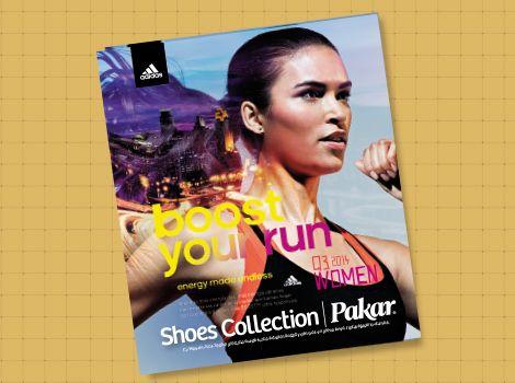 Q3 Importados Women Shoes Collection Pakar Otoño invierno 2014.