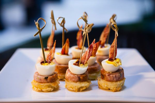 27 best images about breakfast canap s on pinterest for Italian canape ideas