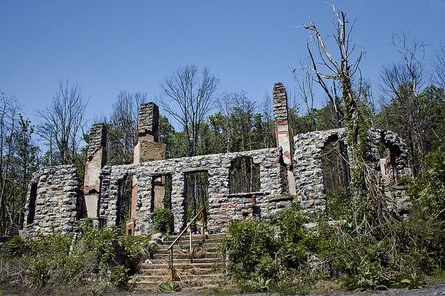 1000 Images About Abandoned Places And Things Virginia On