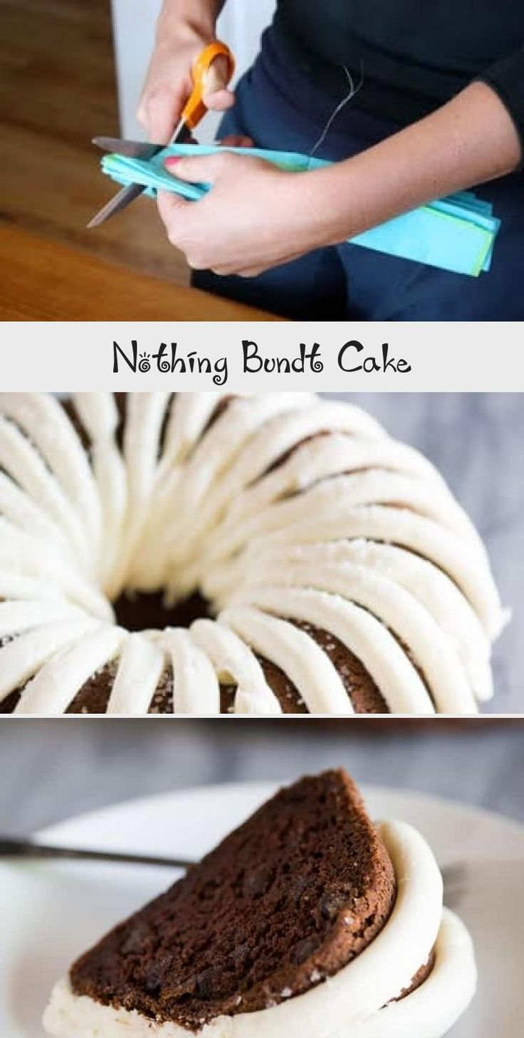 Nothing bundt in 2020 with images chocolate chip bundt