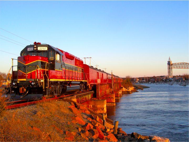 The 11 Most Scenic Train Rides In The U.S.