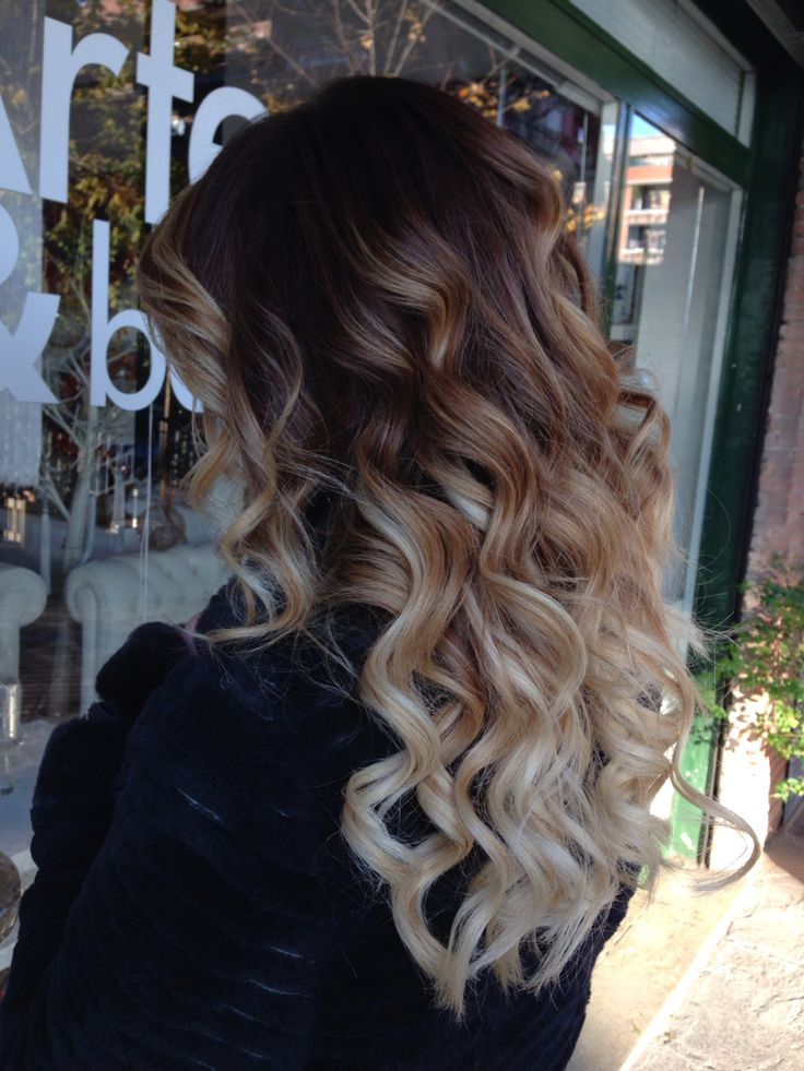 Alessia Sorrentino's style, soft waves. Great❤️