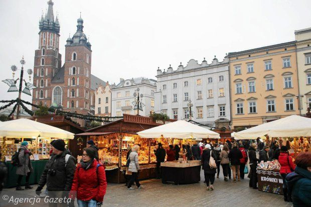 Targi Bożonarodzeniowe w Krakowie