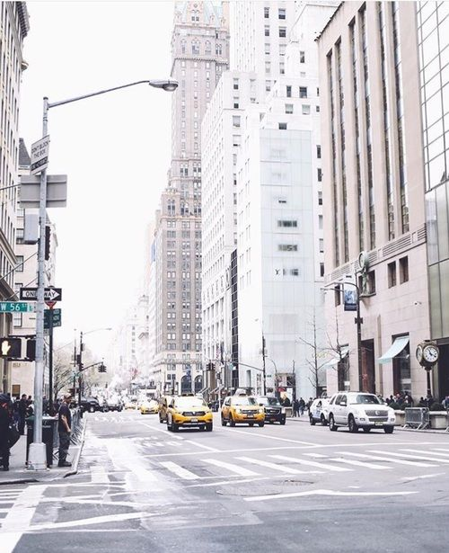 beautiful, city, and new york-bild