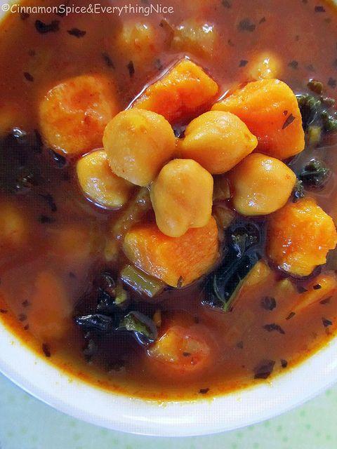Mollie Katzen's Gypsy Soup by ~CinnamonGirl, via Flickr