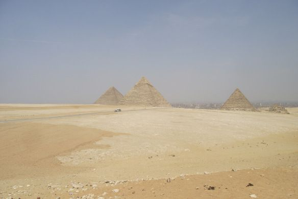 Giza Plateau - Lookout Point