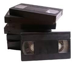 Things of the past ( 70's, 80's, 90's ) - Dingen van vroeger ( 70's, 80's, 90's ) ( Videoband )