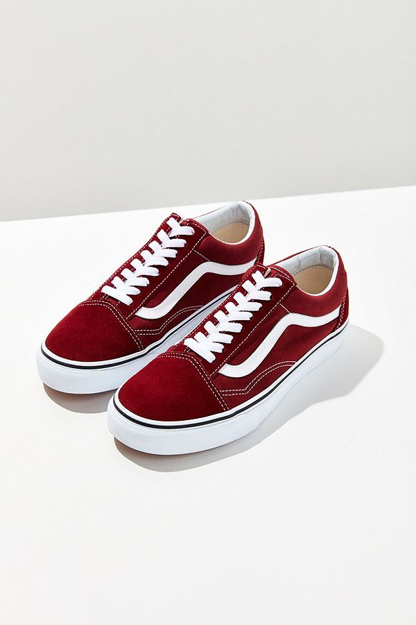 vans femme chaussure original