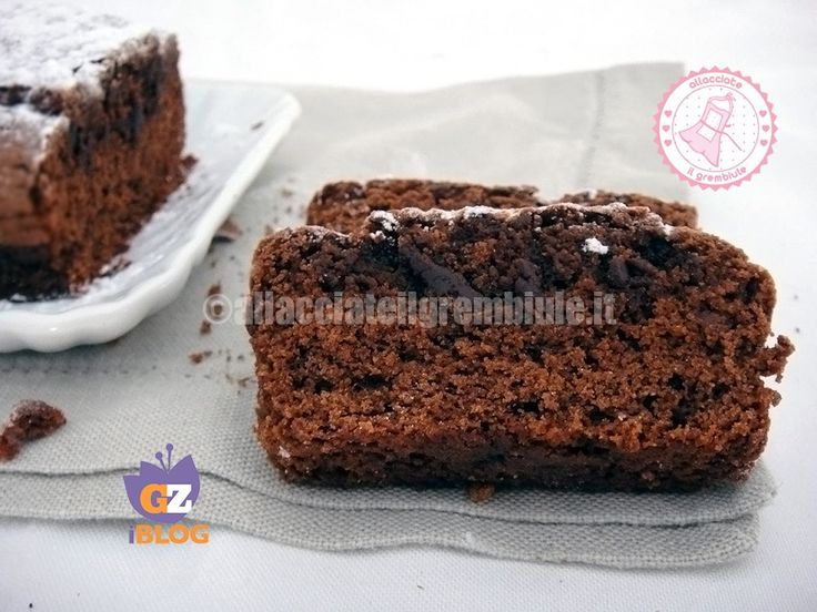 Il plumcake ricotta e cioccolato è l'ideale se si vuole un dolce da prima colazione golosissimo ma senza burro e facilissimo.
