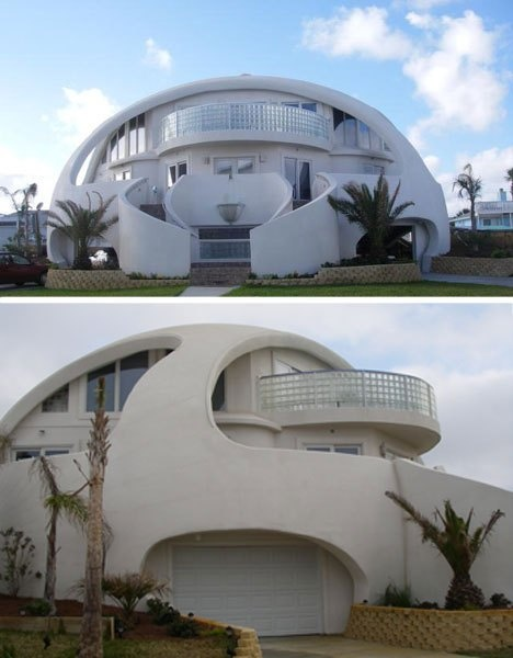 Dome homes are tornado, hurricane and earthquake resistant and cuts heating and cooling costs 50% to 70%.