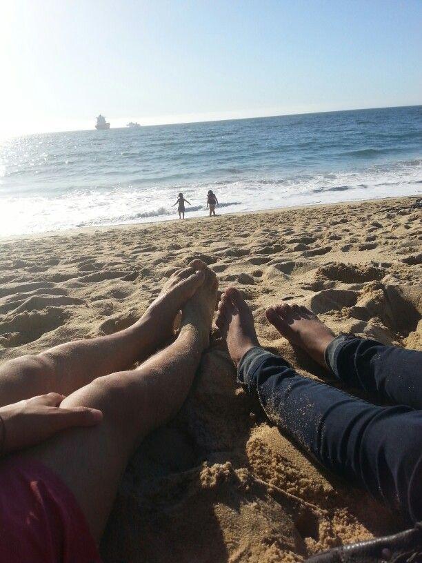 Фото селфи на берегу моря вдвоем