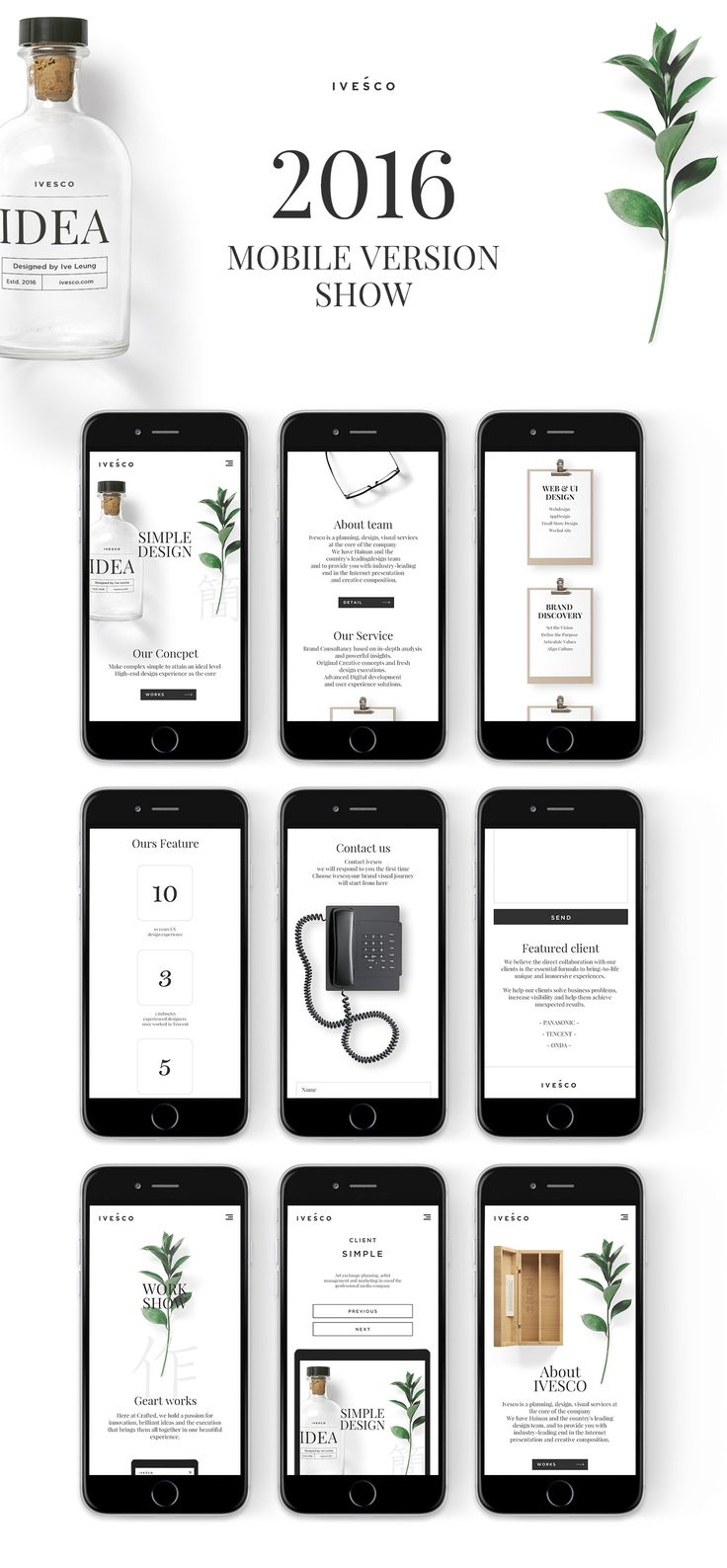 ivesco mobile version 2016