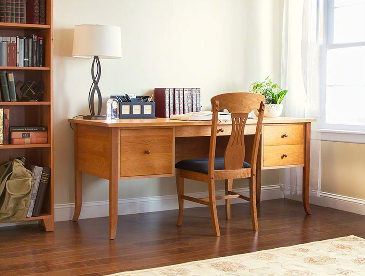 best  about Home Office Wooden Furniture on Pinterest