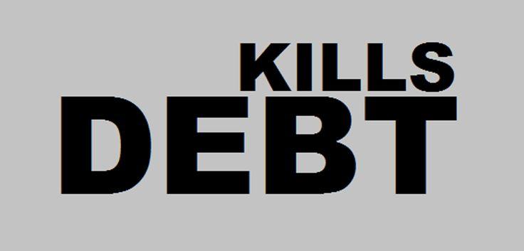 DEBT kills