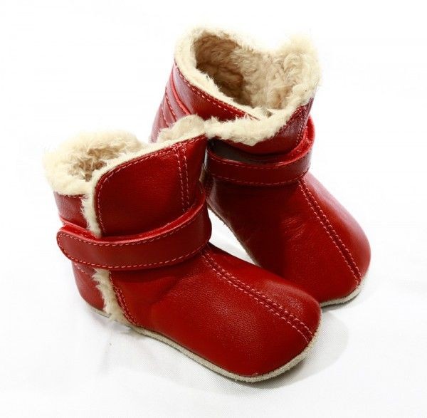 Not Another Baby Shop| Skeanie Infant Snug Red - Ugg Boots | Soft Soled Shoes - Not Another Baby Shop - Online Baby Gifts, Toddler Gifts and...