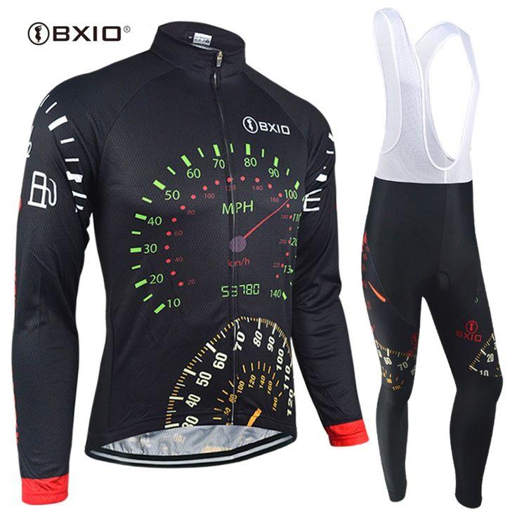 BXIO 2017 Cycling Jersey Ciclismo Bike Bicicleta Cycling Clothing For Men Mountain Bike Jersey Long Sets Wielerkleding Top Rate #Affiliate