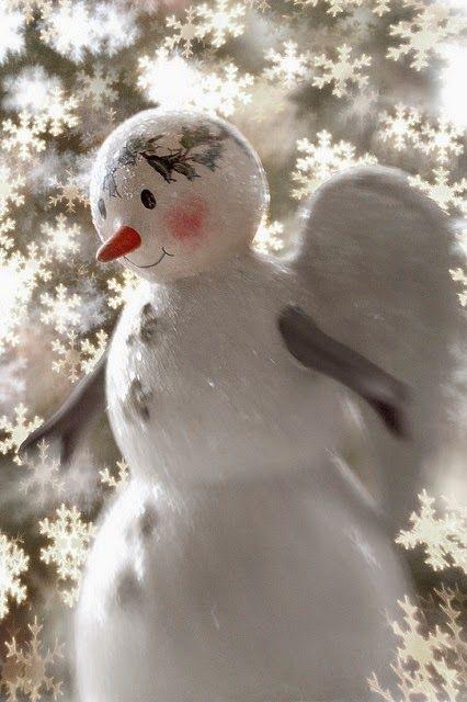 Xmas Diy & Craft: Snow Angel