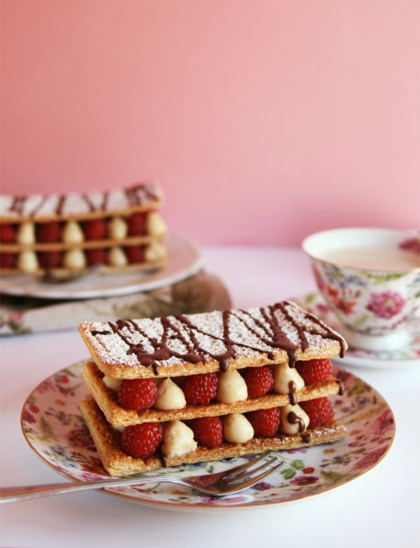 Magnifique! 25 Vegan French Patisserie Recipes - Eluxe Magazine