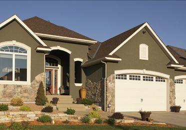 Stucco exterior house color schemes house exterior - Stucco exterior paint color schemes ...