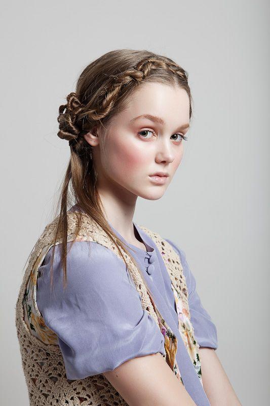 for Huili magazine with Liisa Jokinen I Photography Diana Luganski
