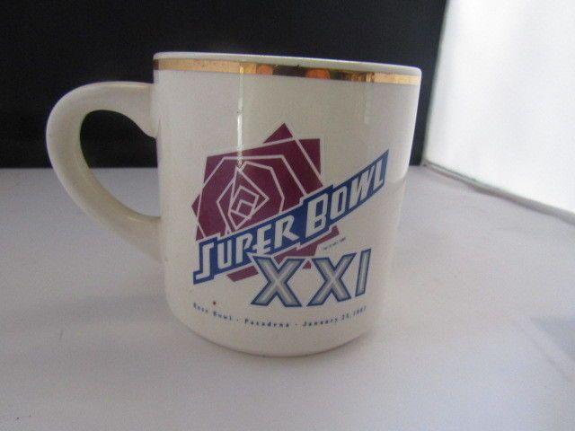 SuperBowl XXI mug