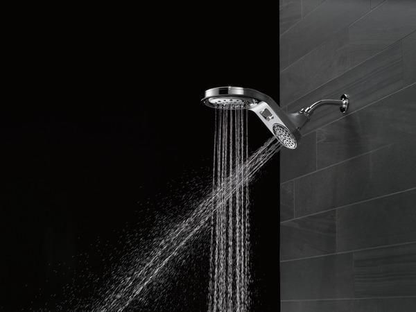 14 Best Shower Heads Images On Pinterest Double Shower