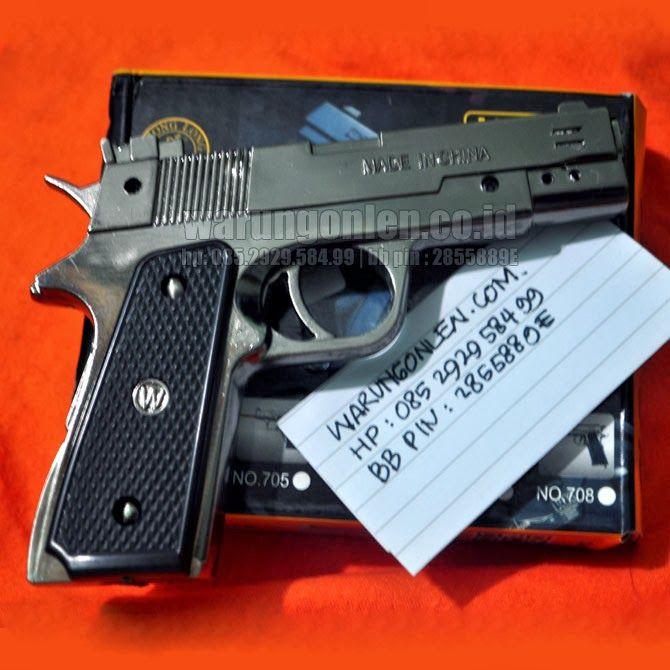 Jet Pistol Matches | Korek Pistol Bara - A0012