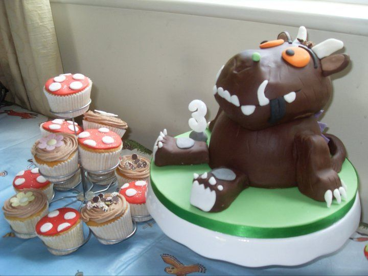 Cake Images Dow : 1000+ images about Gruffalo Birthday Ideas on Pinterest ...