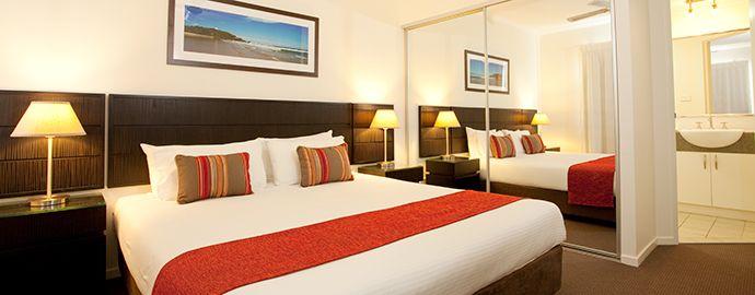 3 Bedroom Deluxe Apartment | Wyndham Flynns Beach, Port Macquarie, NSW, Australia.