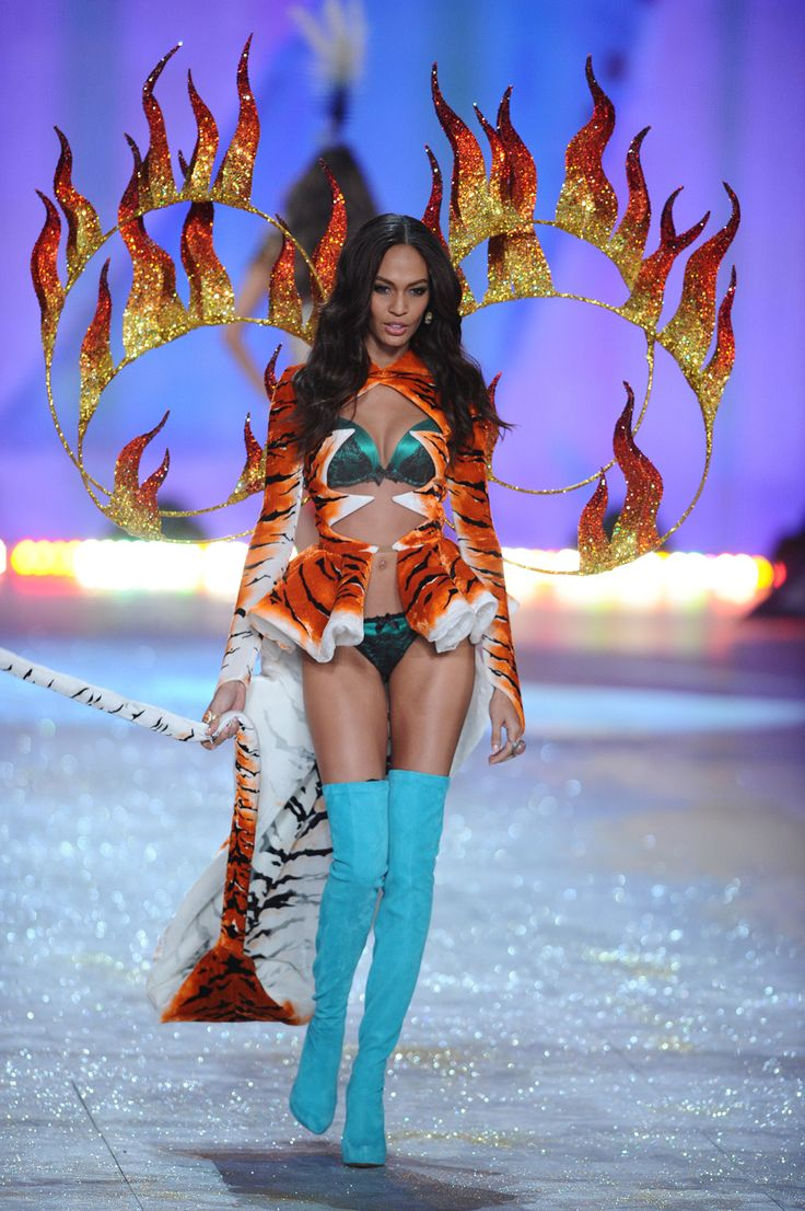 is inspired by Joan Smalls
